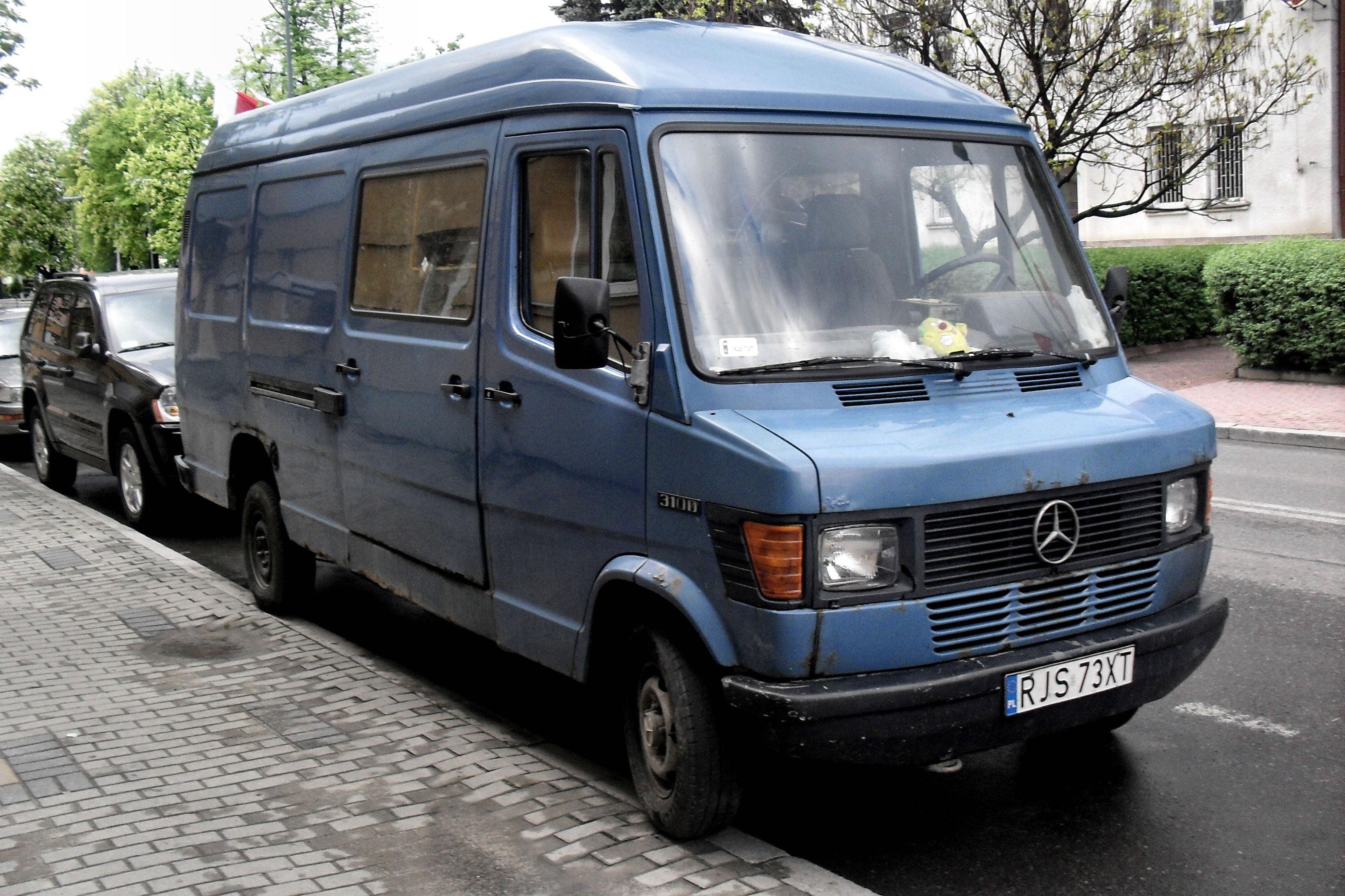 Vente de Boîte automatique Mercedes Benz T1 Camionette (601) : pièces T1
