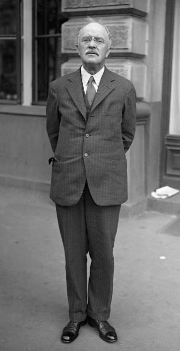 Villard in 1930