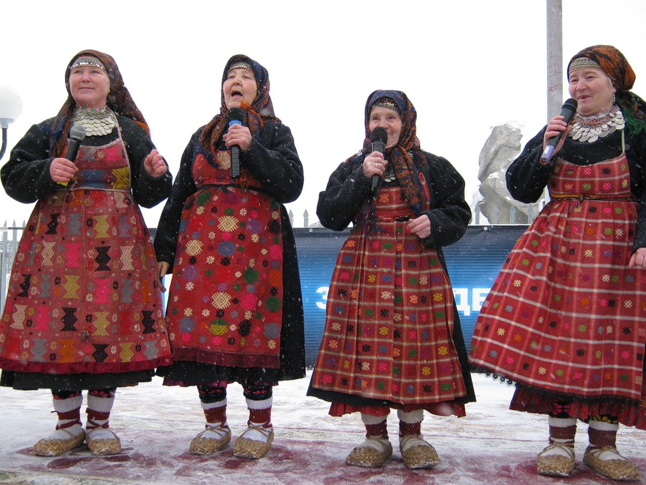 100 Images of Buranovskiye Babushki