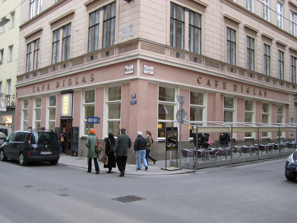 Cafe Hans Im Gl Ef Bf Bdck Brunnen Stuttgart