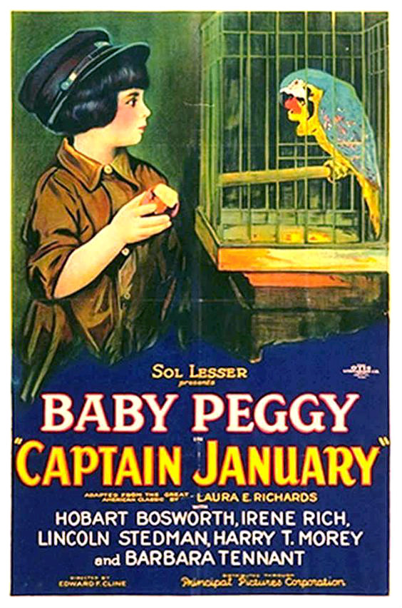 captain january  1924 film