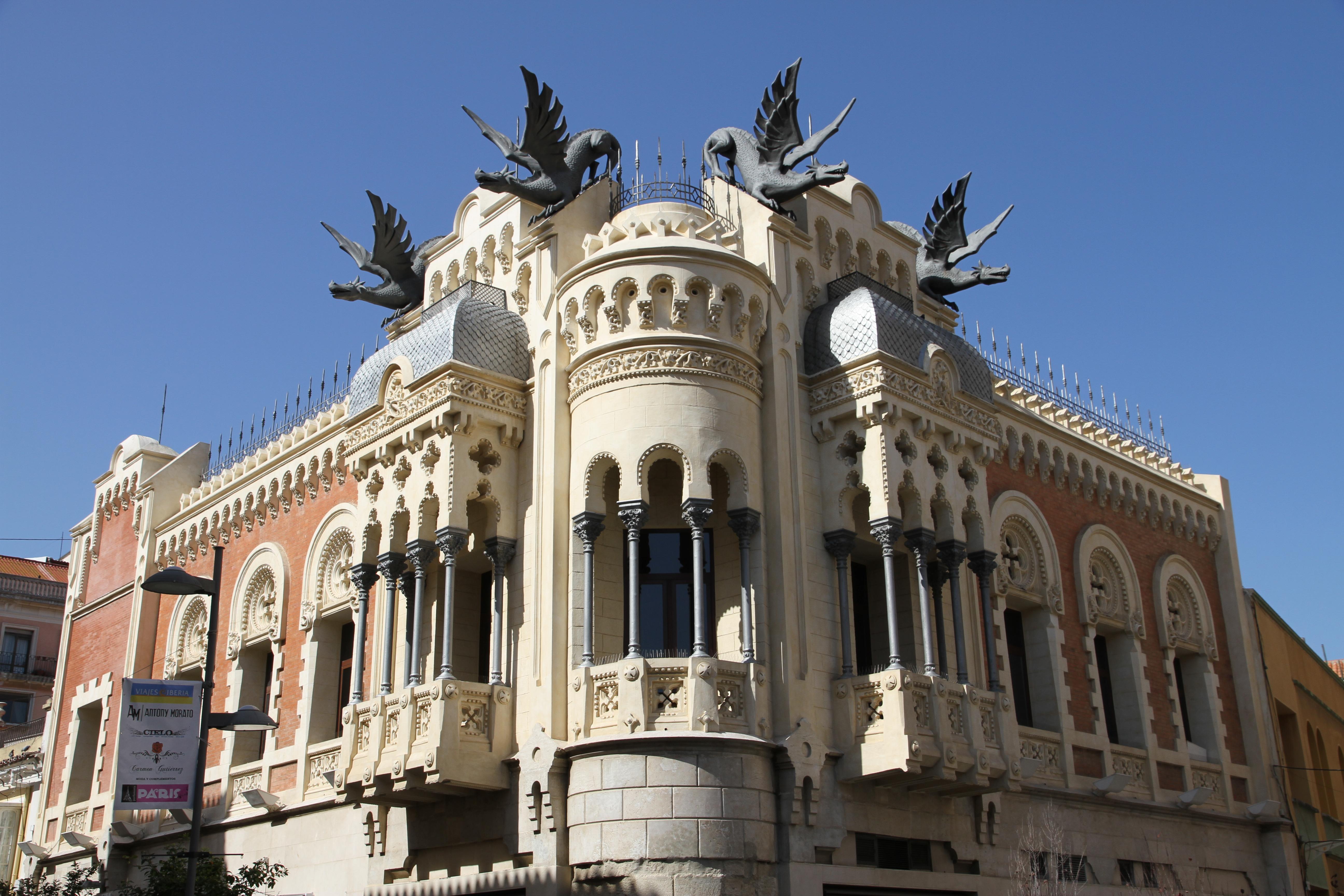 File casa de los dragones wikimedia commons for Casa de los