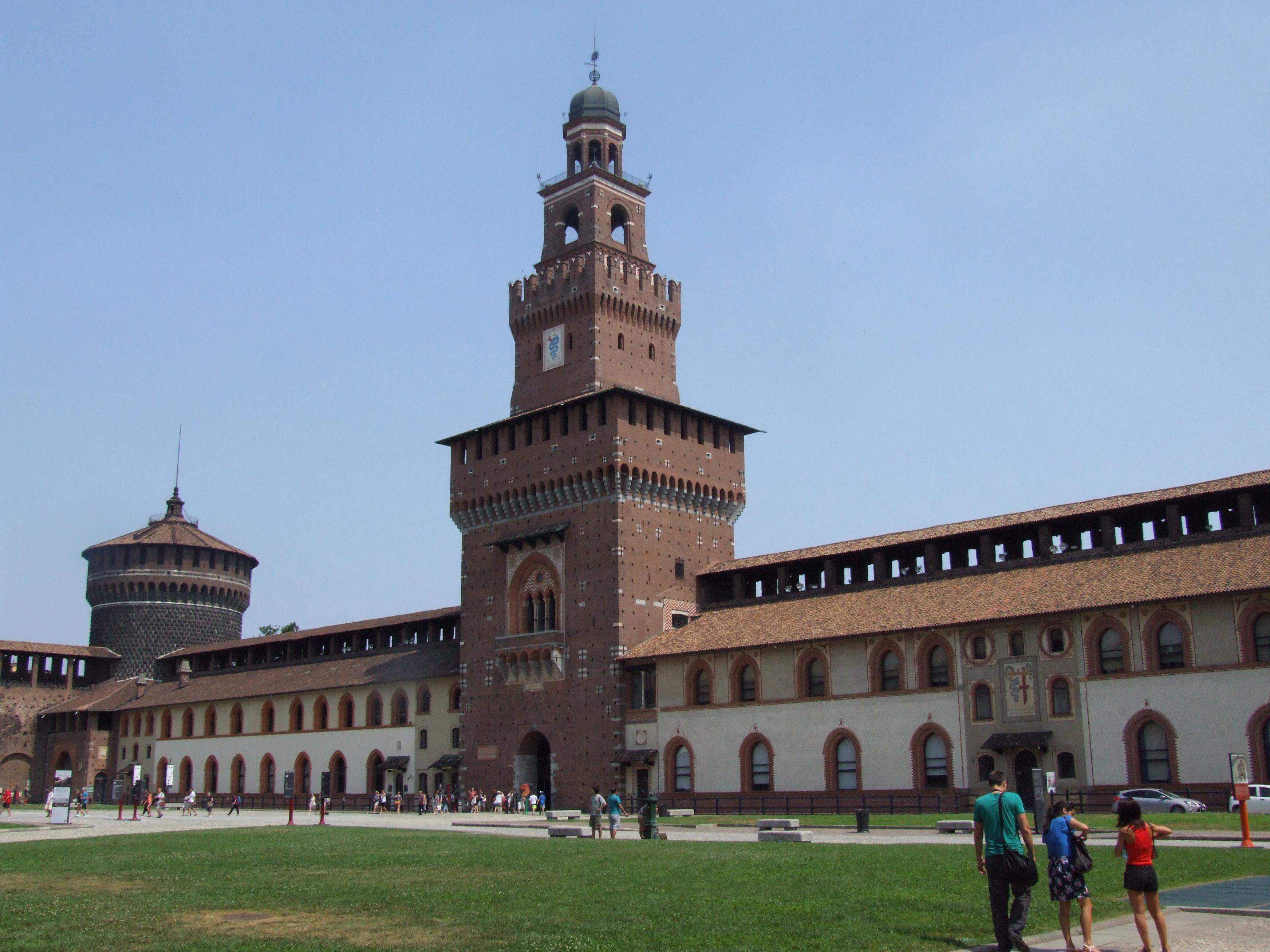 Castello Sforzesco - Milano 21.jpg