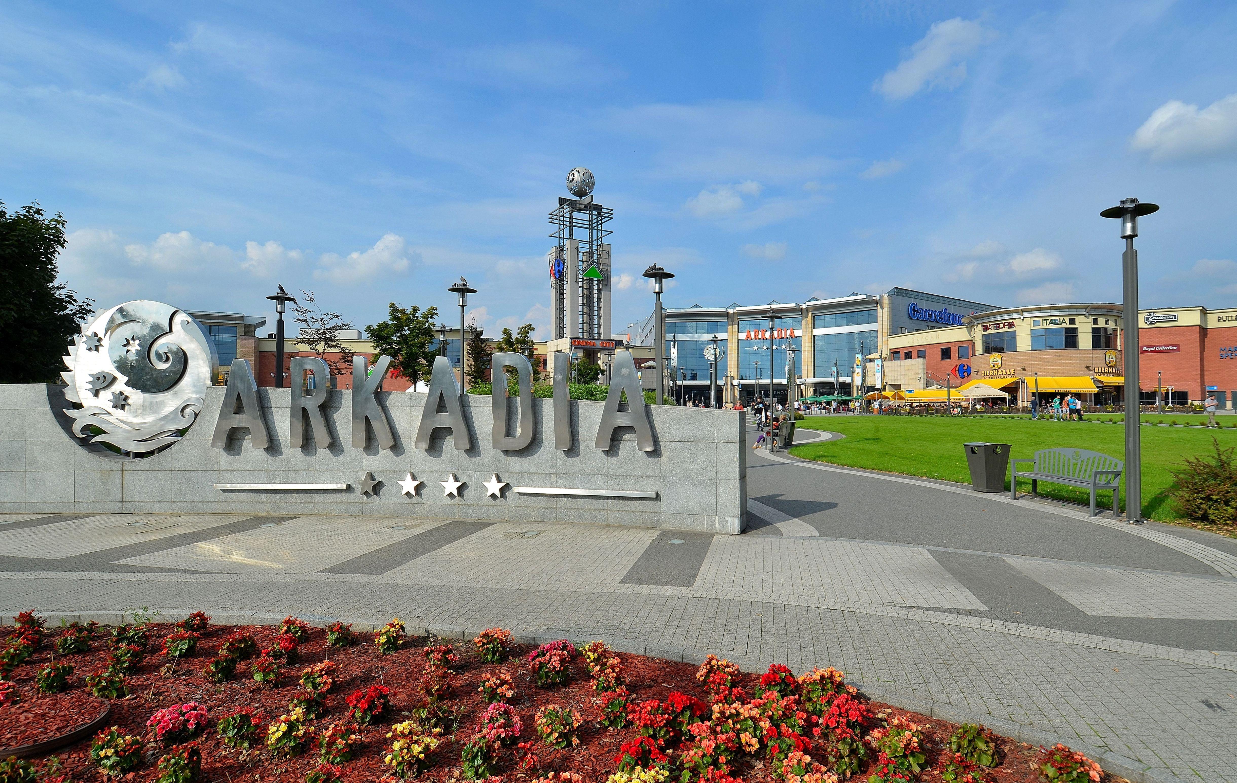 Arkadia Shopping Mall Wikipedia