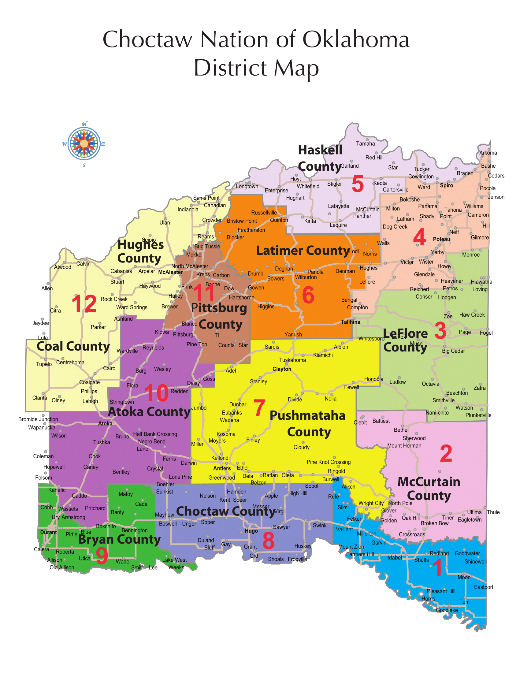 File:Choctaw Nation District map.png   Wikipedia