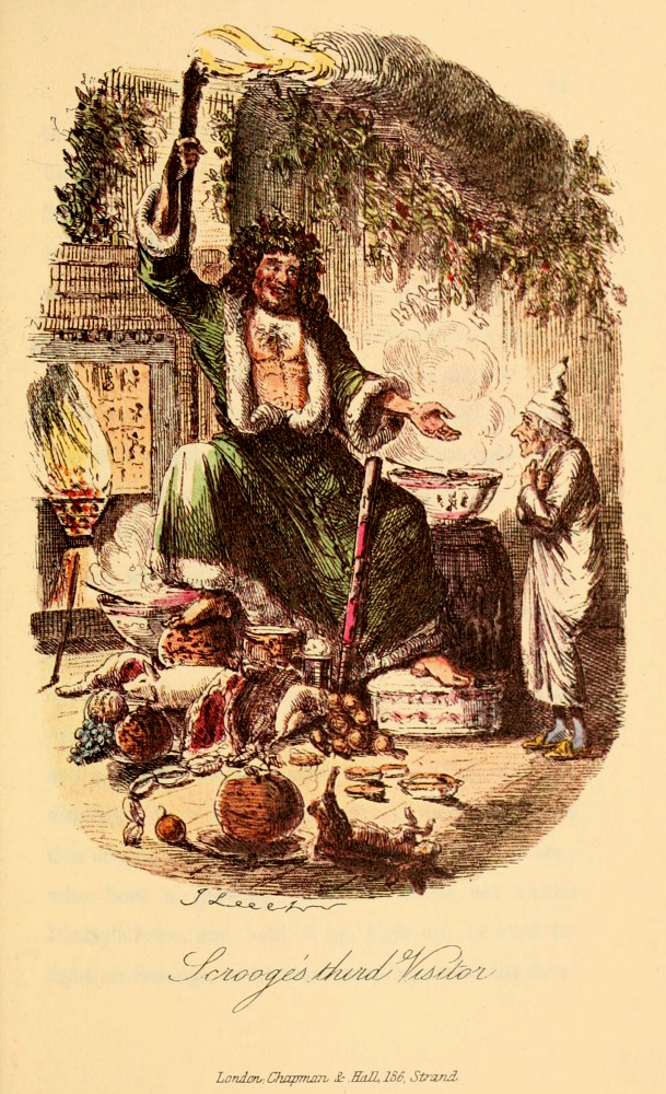 A Christmas Carol Dickens 1843 Stave 3 Wikisource The Free Online Library