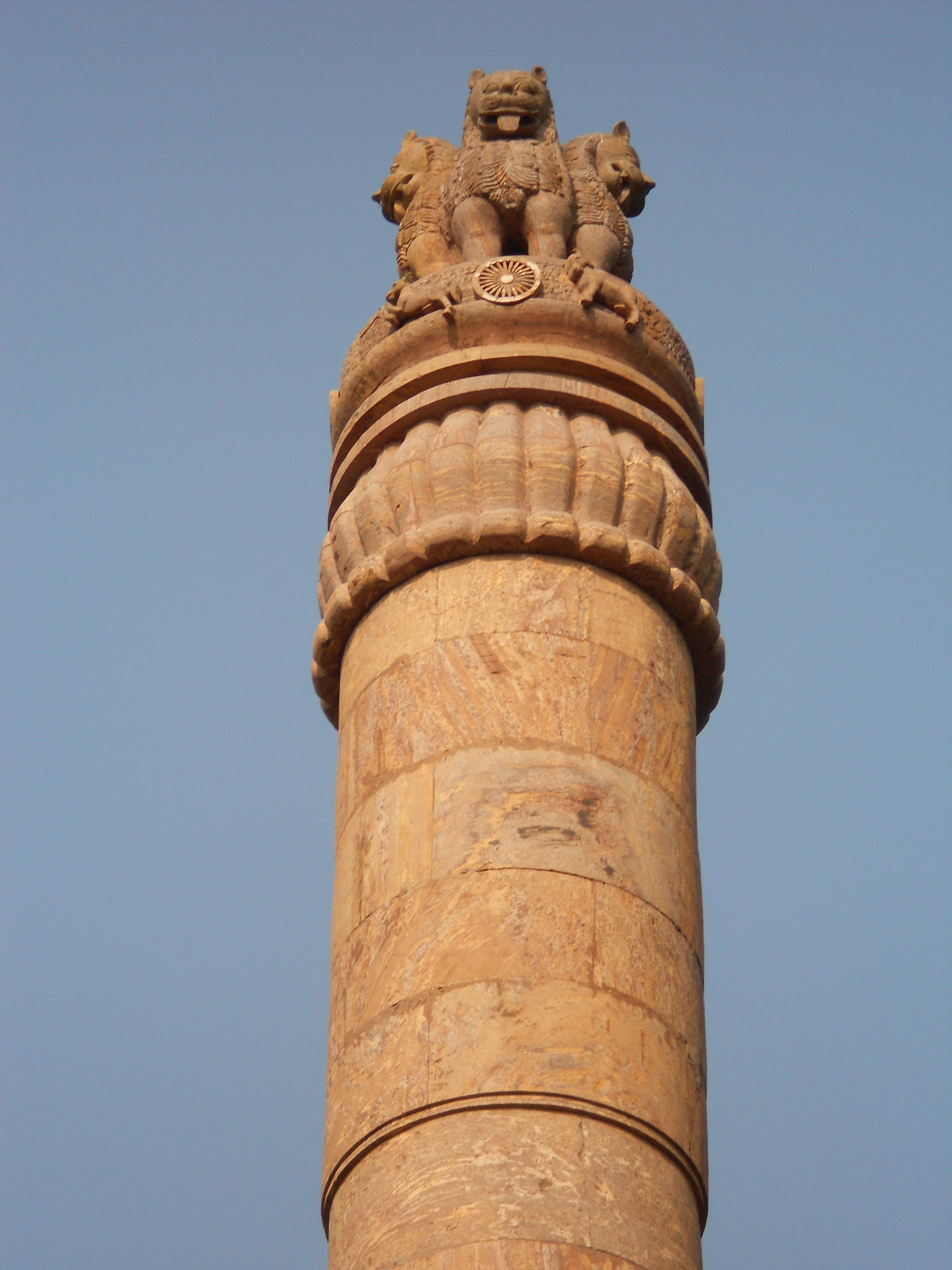 4-льва-колонна