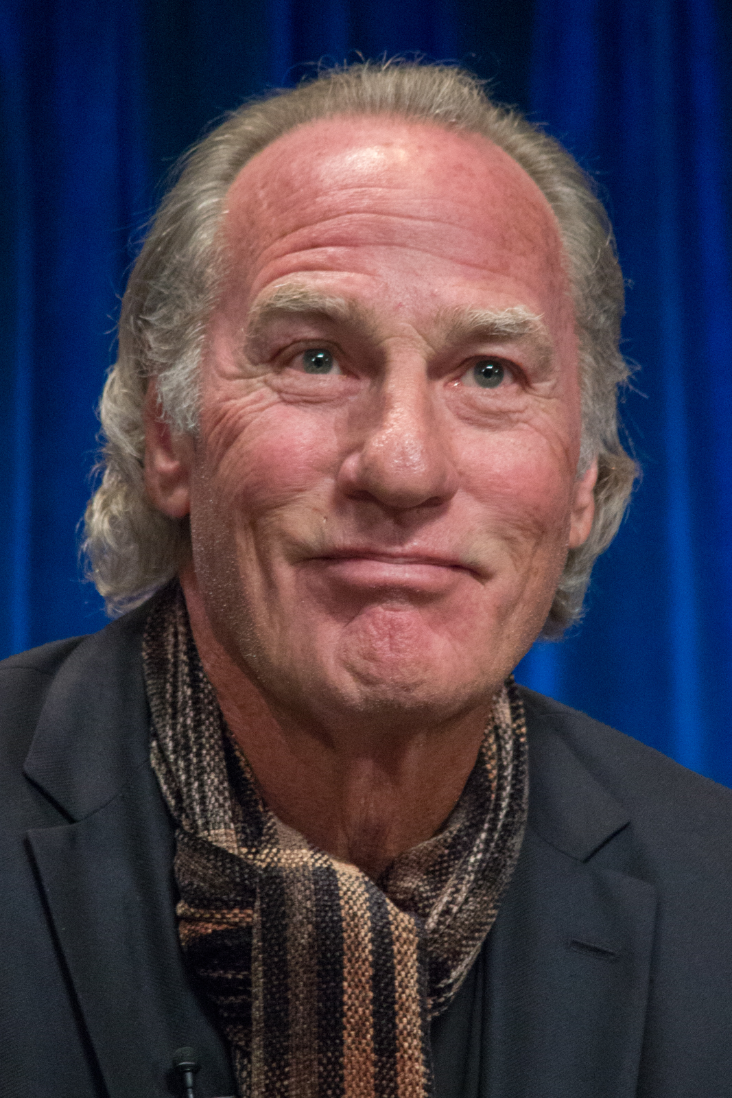 The 74-year old son of father Armand Gilbert Nelson and mother Vera Margaret Nelson Craig T. Nelson in 2018 photo. Craig T. Nelson earned a  million dollar salary - leaving the net worth at 20 million in 2018
