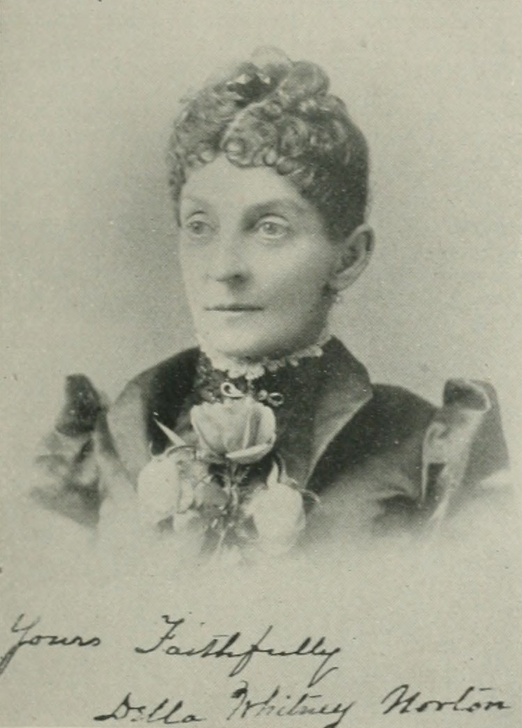 DELLA WHITNEY NORTON A woman of the century (page 551 crop).jpg