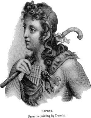 Grek Mitolojisi - Dafni
