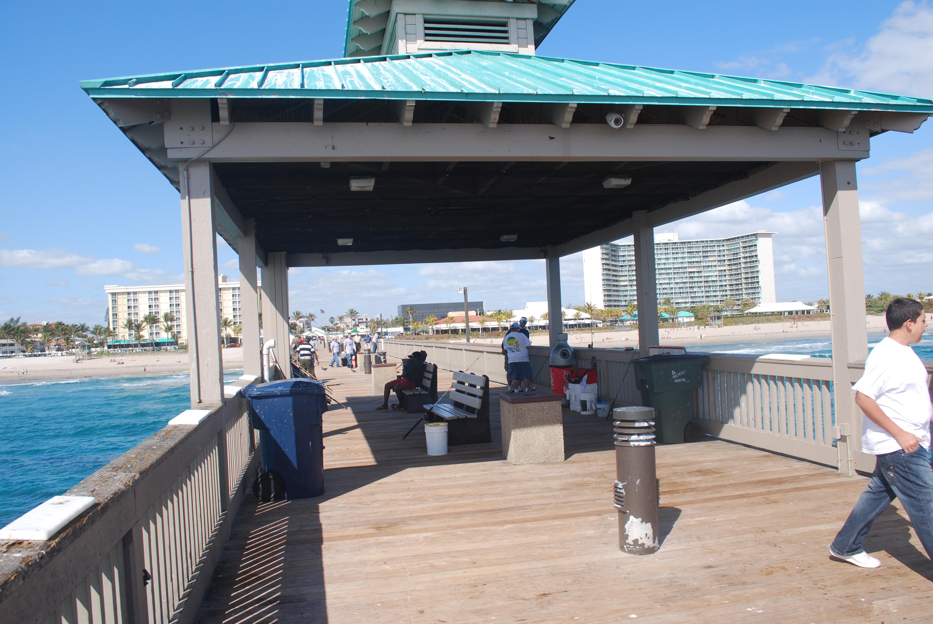 Deerfield Beach Fishing Pier Closed By