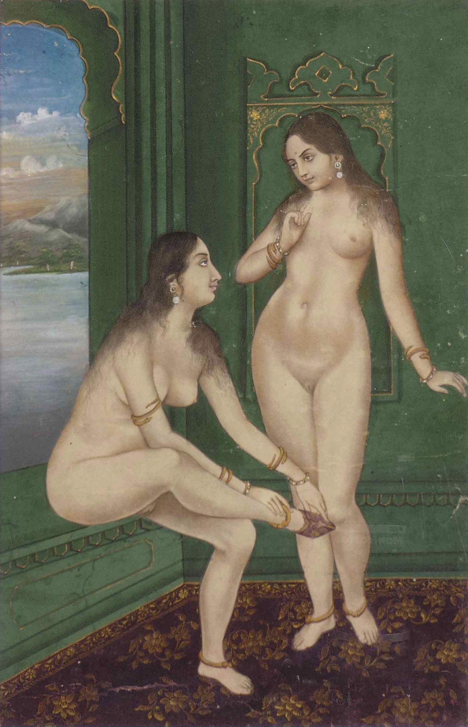 Henry and june lesbian scene