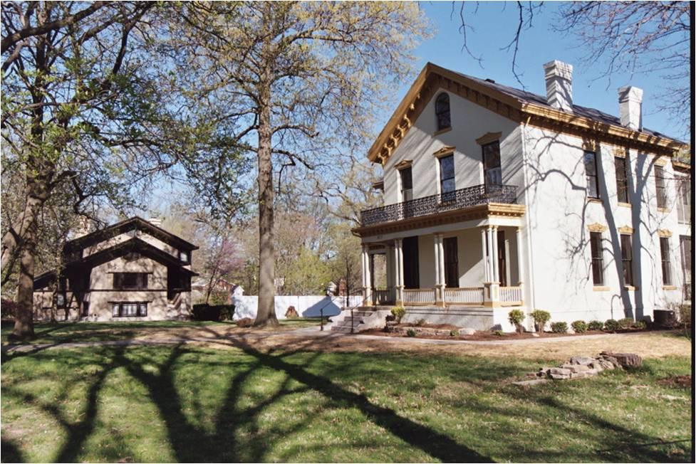St Louis Street Historic District Edwardsville