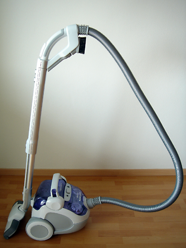 FileElectrolux Vacuum Cleaner
