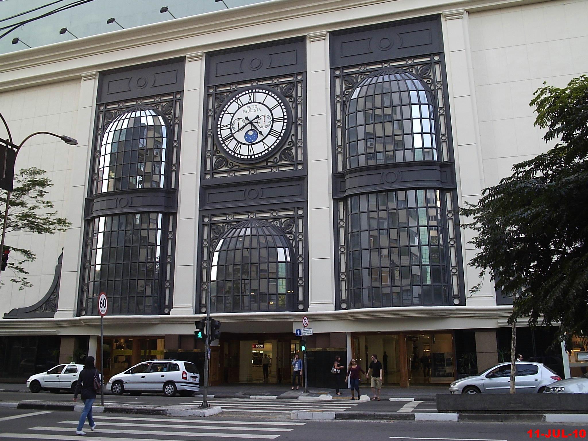 File:Entrada Do Shopping Pátio Paulista   Rua Treze De Maio, 1947, Bela