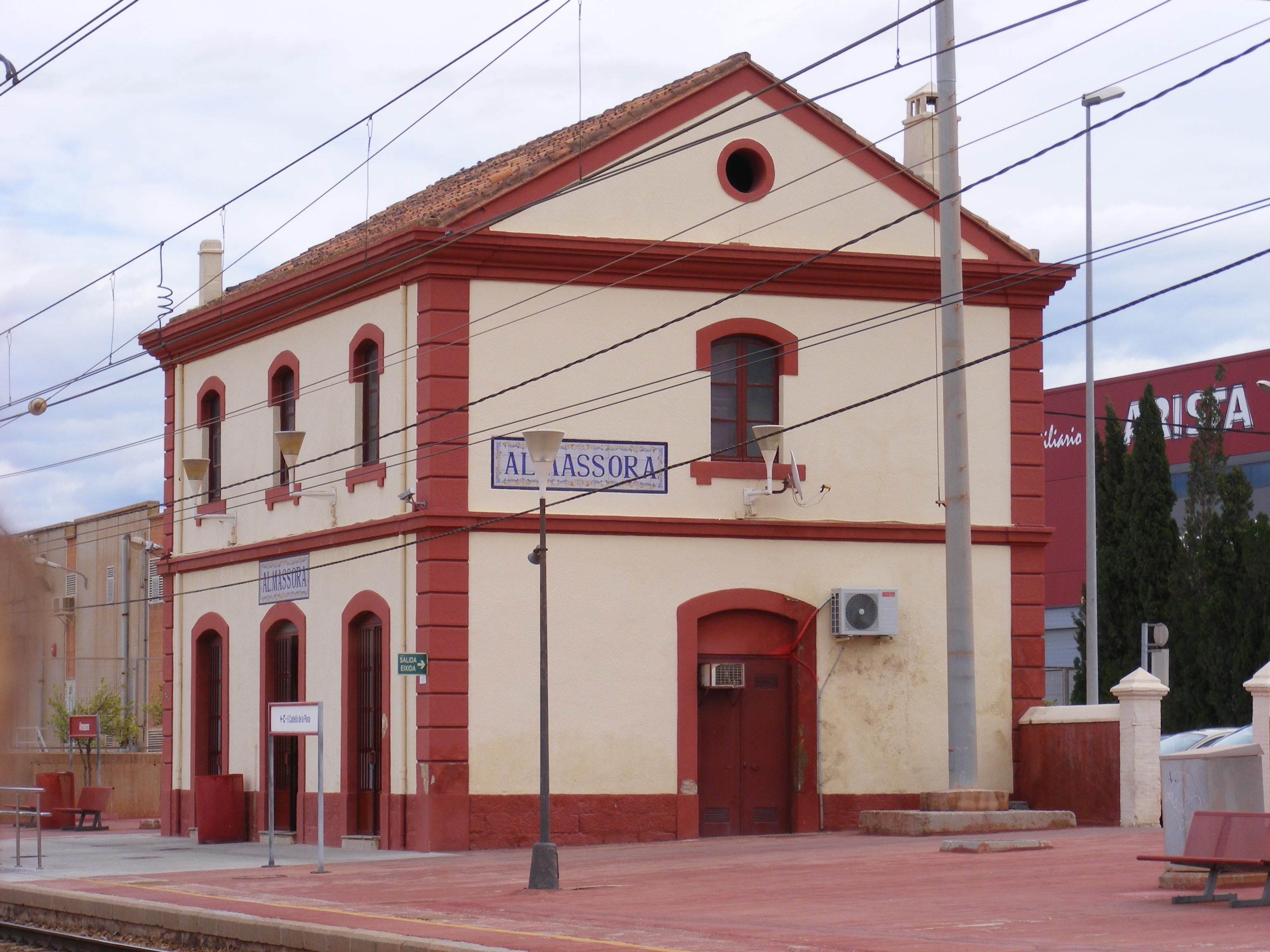 Estación de Almassora
