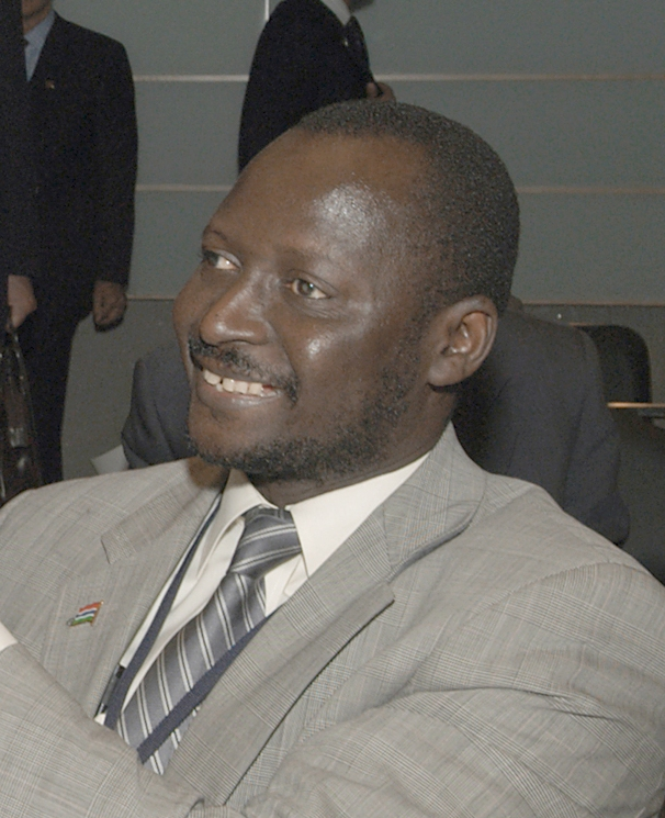 African finance minister