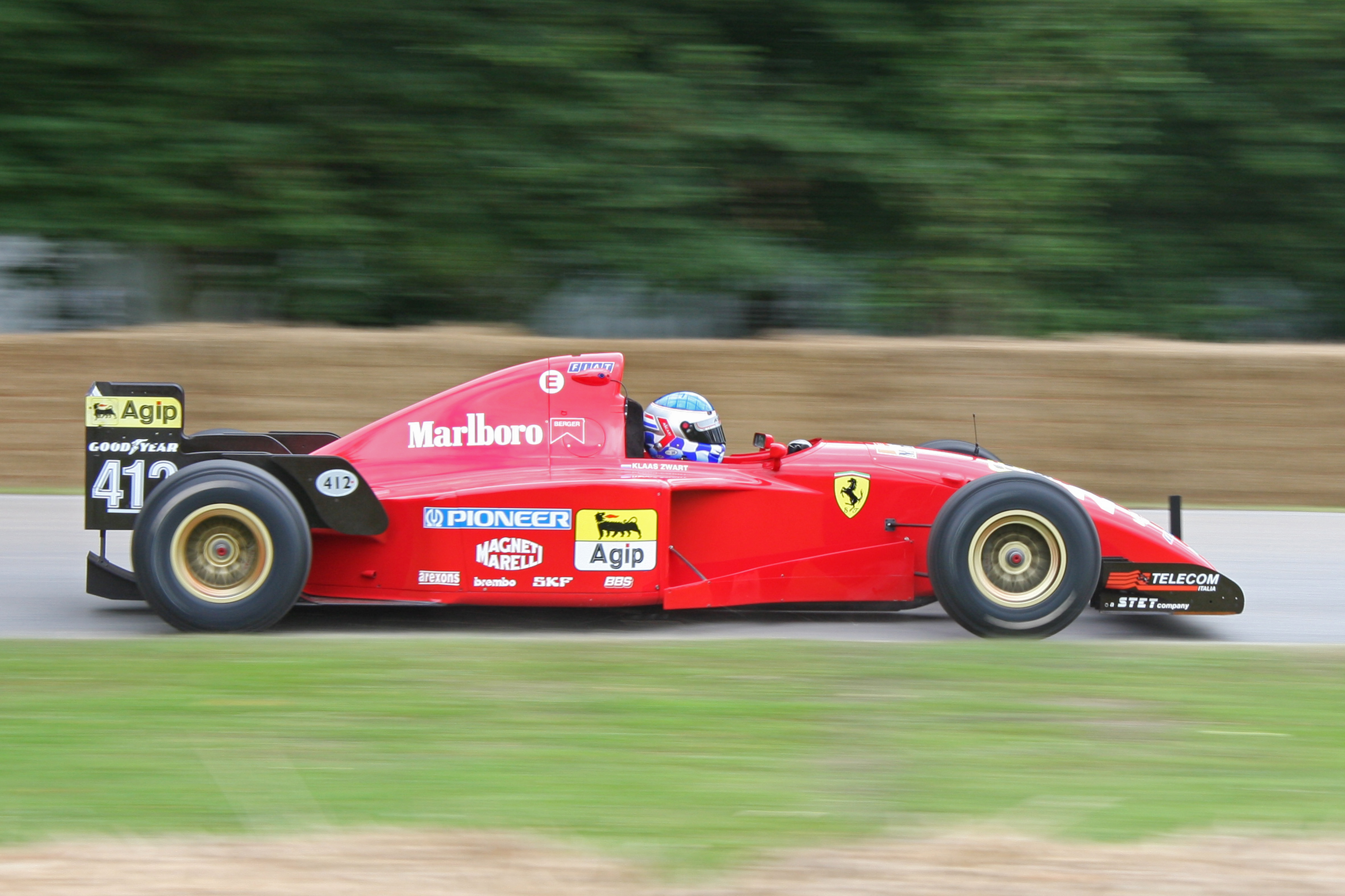 Ot Now That Satander Has Gone Could Ferrari Have A