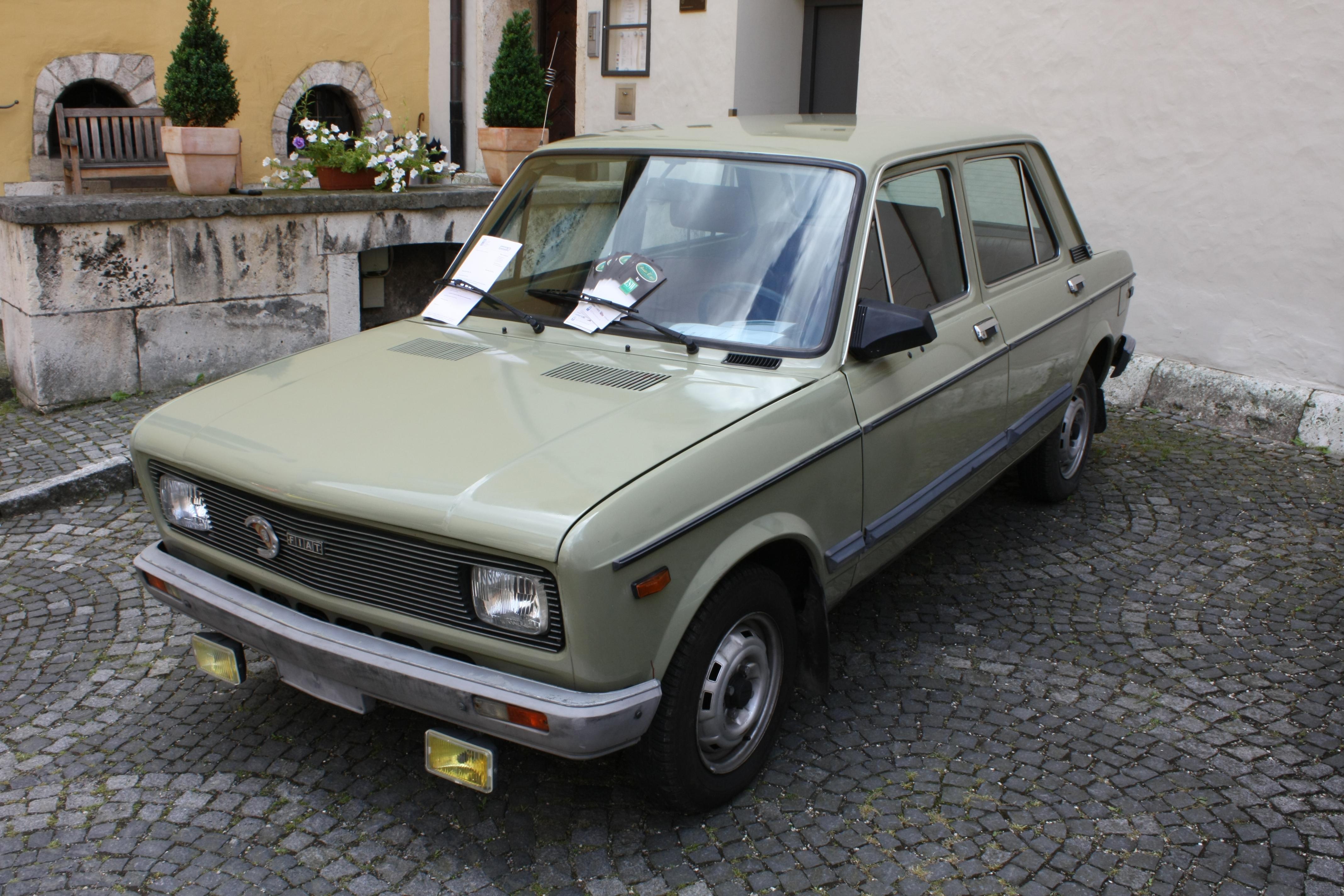 Fiat 128 Junglekey Fr Image 100