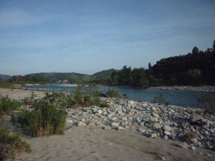 file fiume neto nei pressi di belvedere