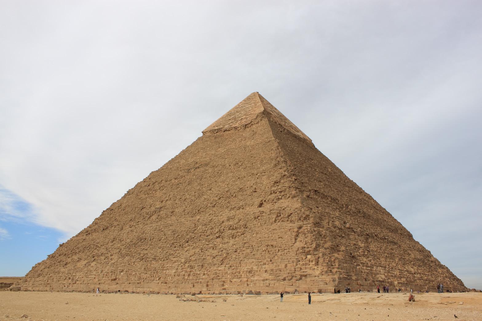 Teorie sulla costruzione delle piramidi egizie  Wikipedia