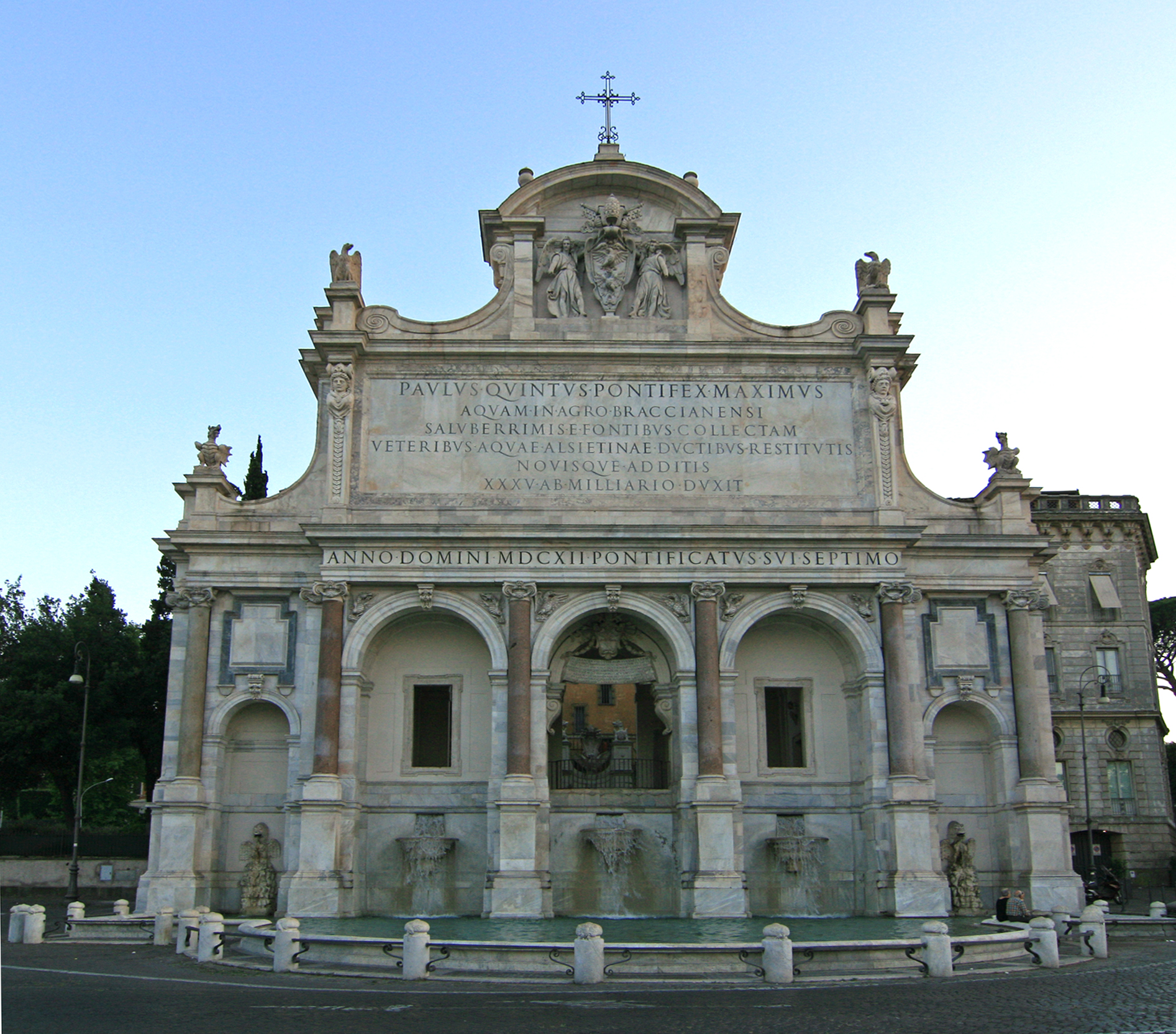Fontana Dellacqua Paola Wikipedia