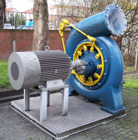 File Francis Turbine Complete Jpg Wikimedia Commons