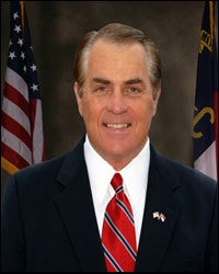Fred Smith (North Carolina politician) North Carolina politician from the United States