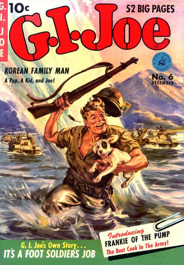 G I  Joe (comics) - Wikipedia