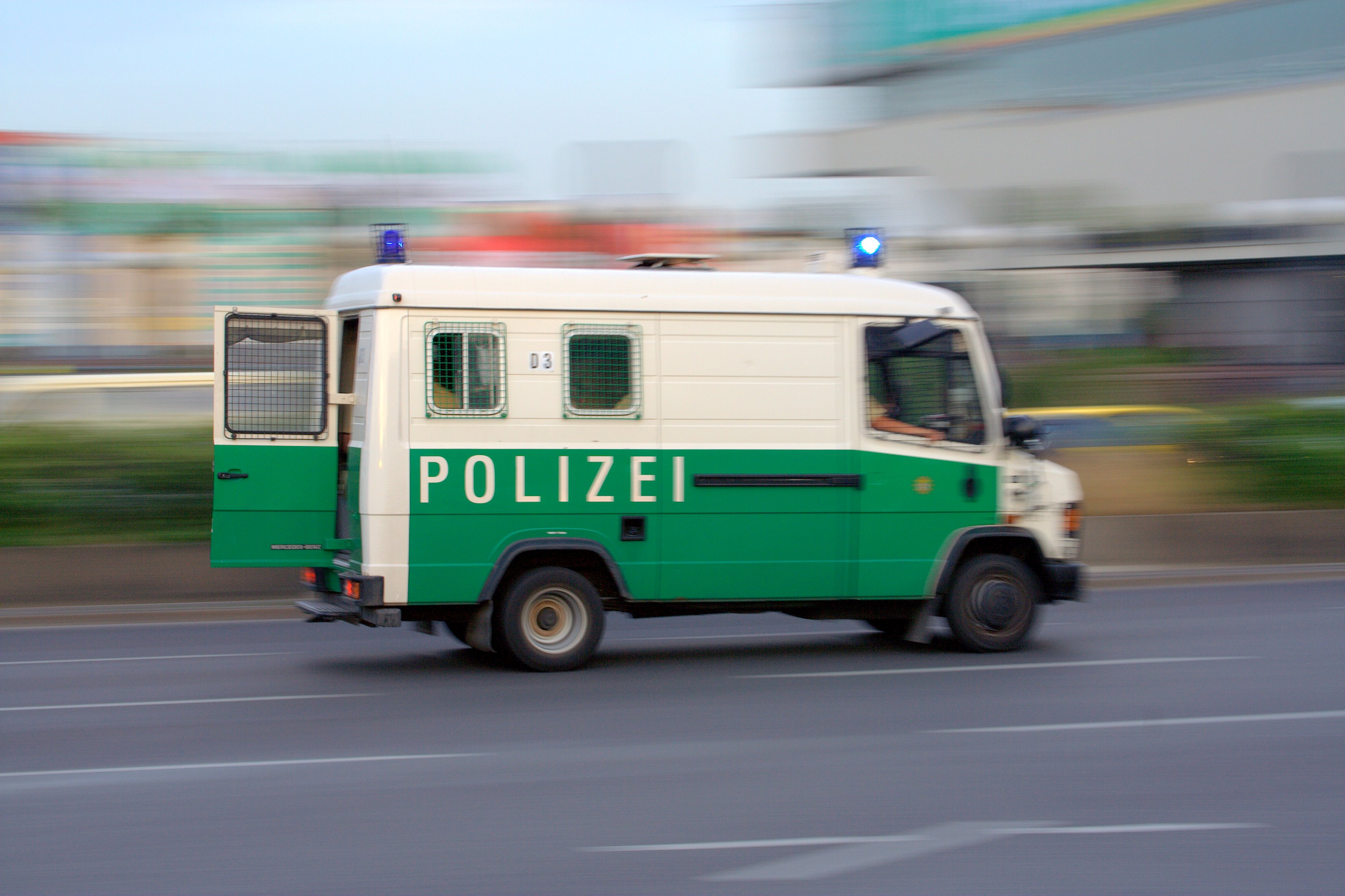 German Police Cars