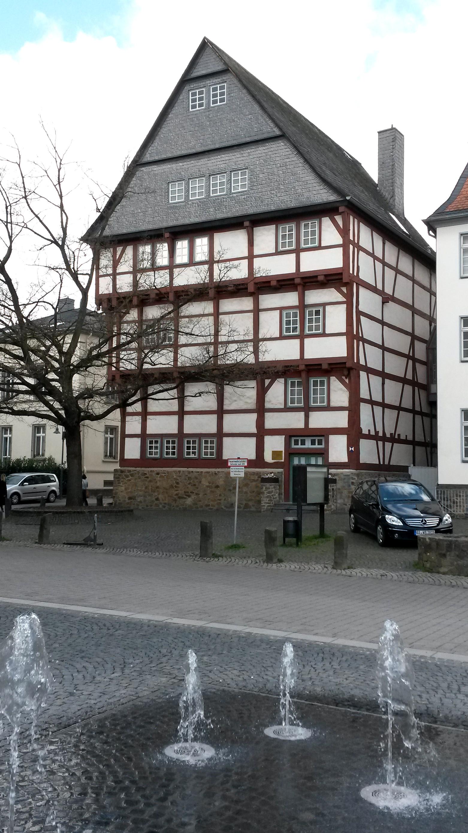 File Giessen Leibsches Haus 01 Jpg Wikimedia Commons