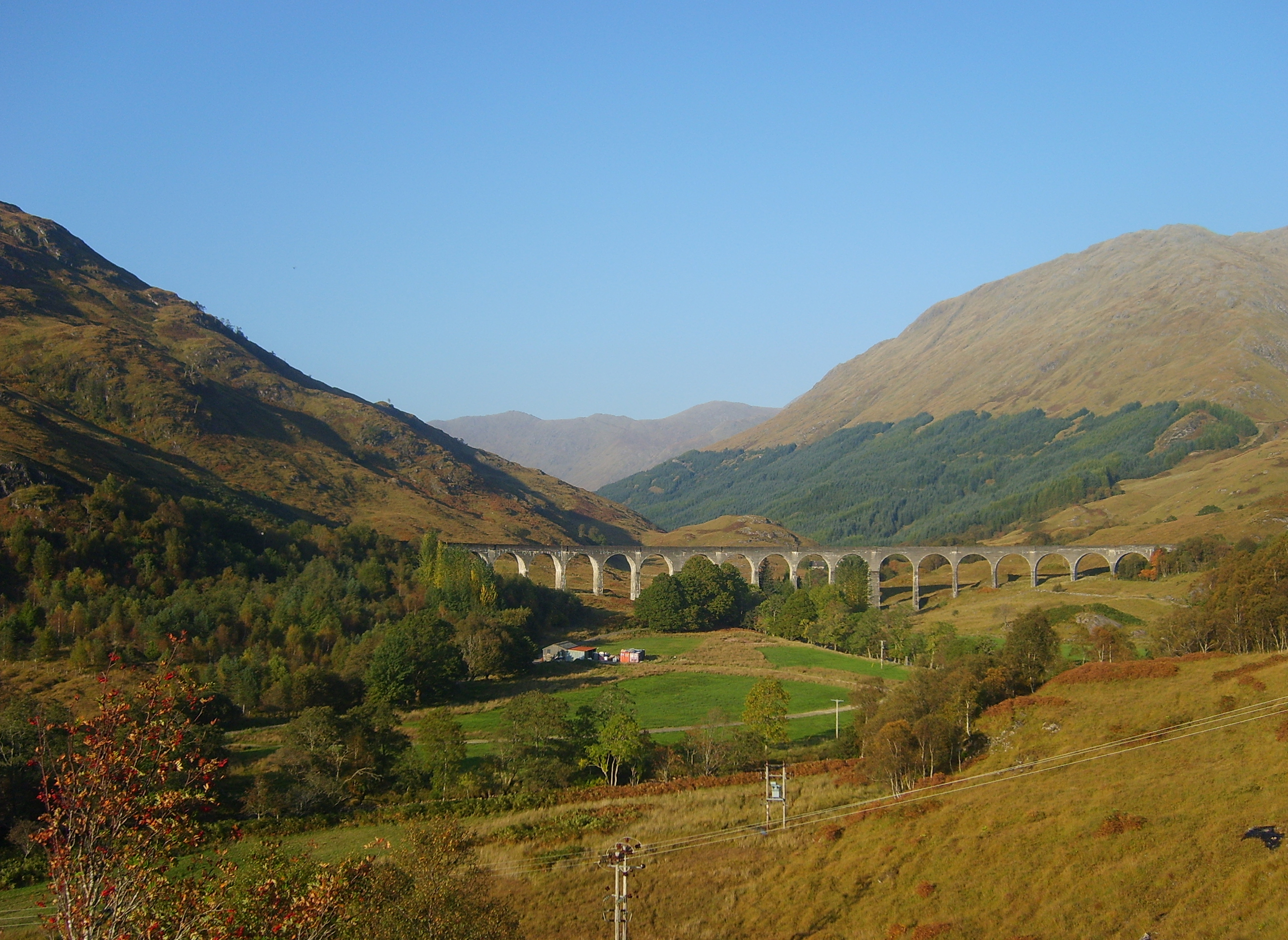See Beautiful Scotland |Glenfinnan Scotland