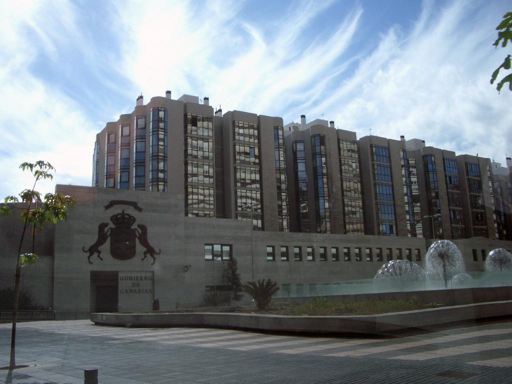 Resultado de imagen de Sede de la Consejería en LPGC