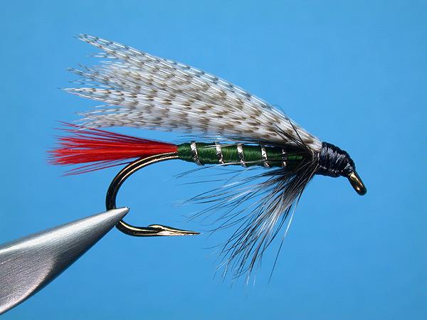 Rybársky háčik - muška