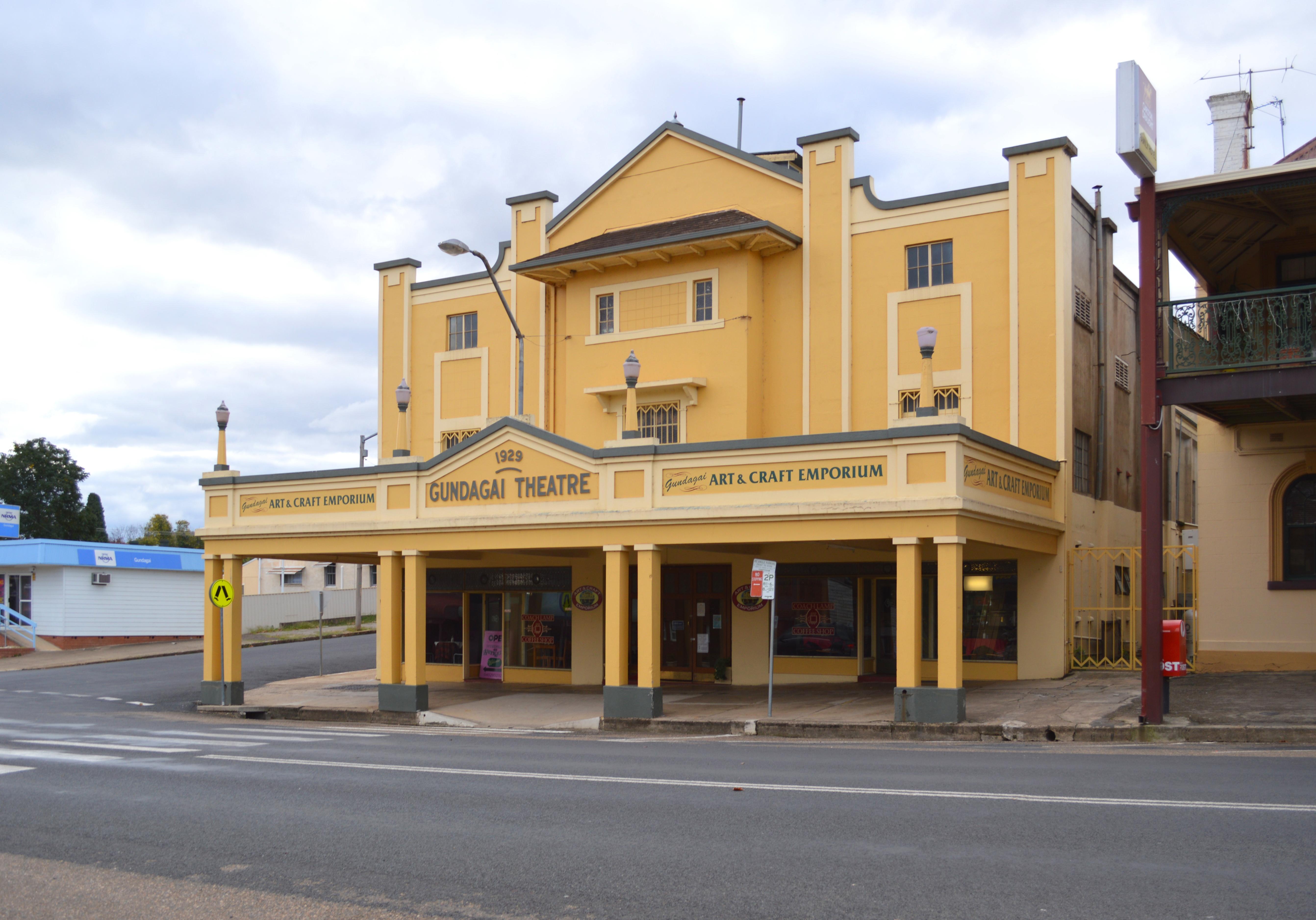 File:Gundagai Theatre 001 JPG - Wikimedia Commons