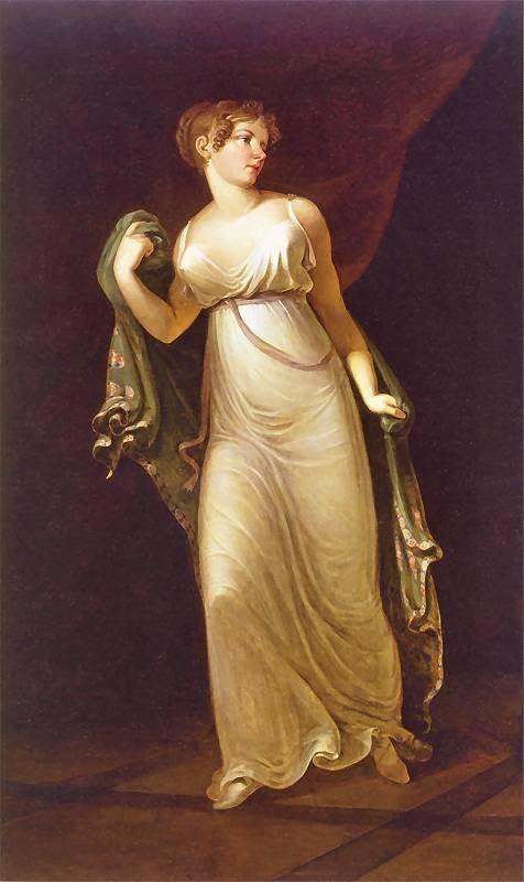 Portret Anny z Sołtanów Wańkowiczowej