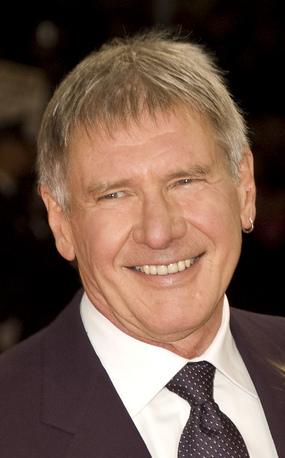 Harrison Ford Größe