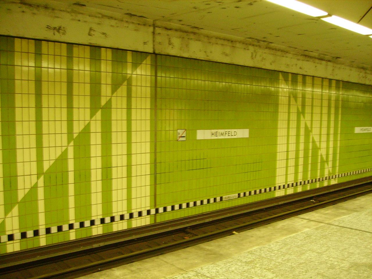S Bahn Heimfeld