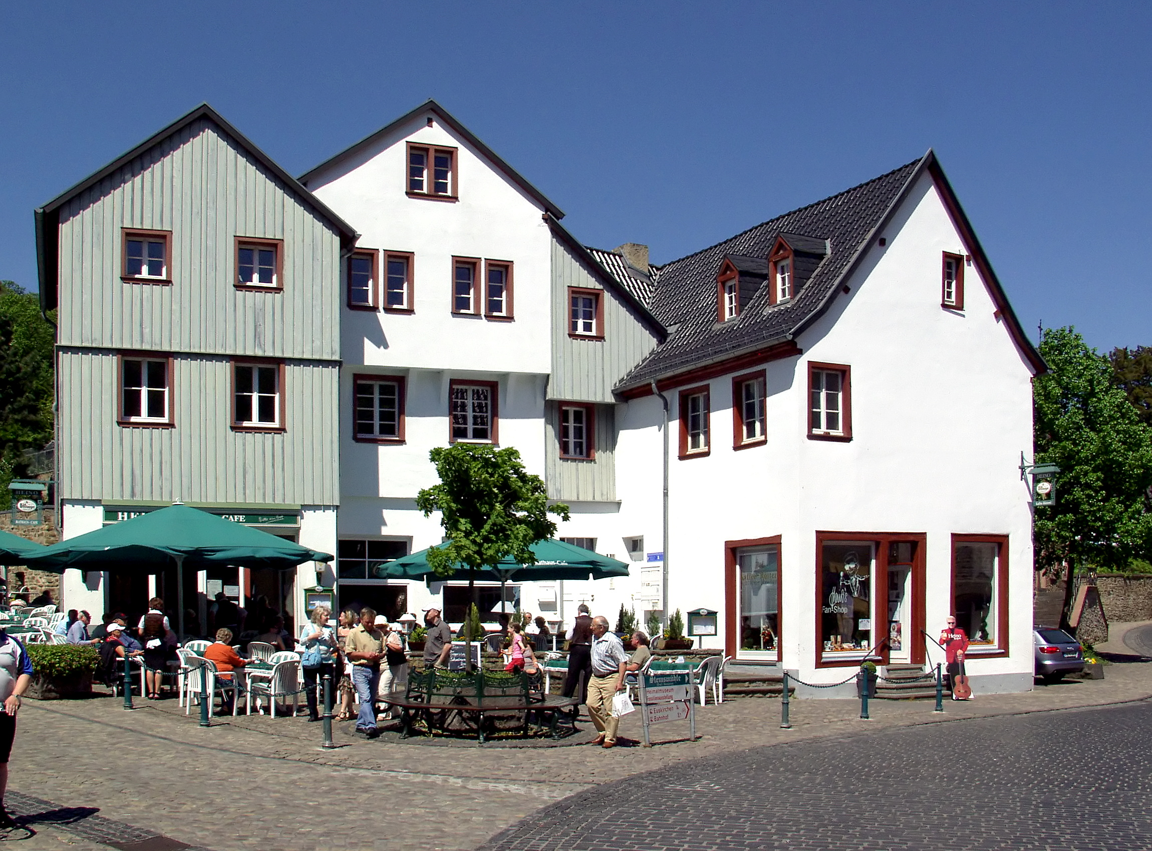 Bad M Ef Bf Bdnstereifel Cafe Am Salzmarkt