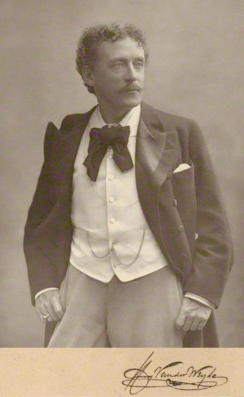 Image of Henry Frederick Van der Weyde from Wikidata