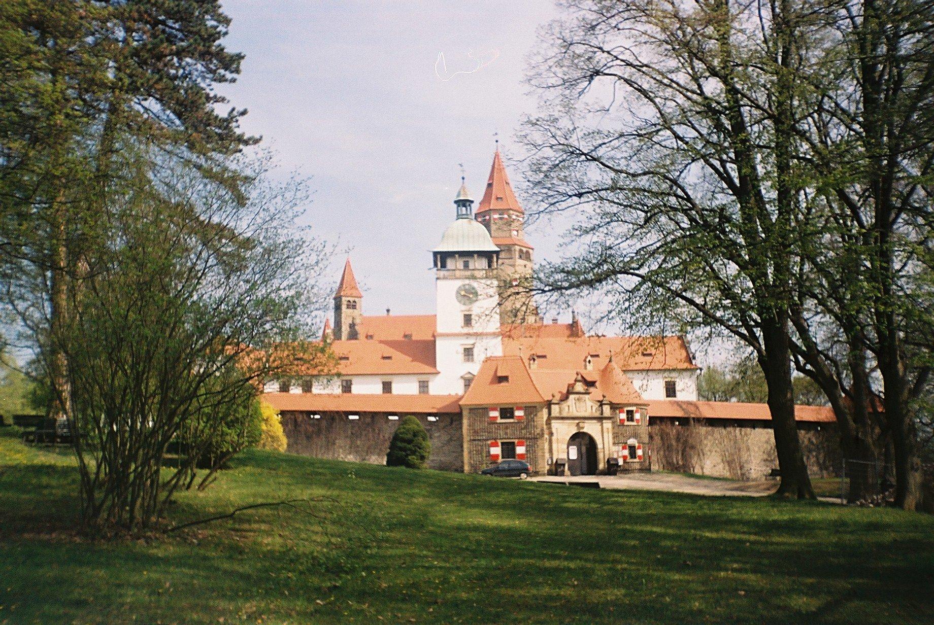 Bouzov (hrad)