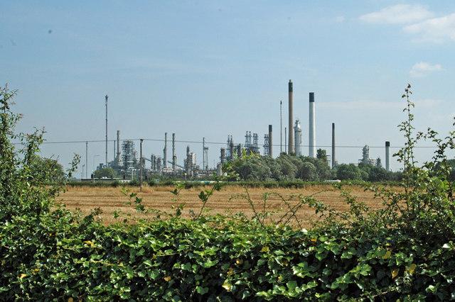 Humber Refinery - Wikipedia