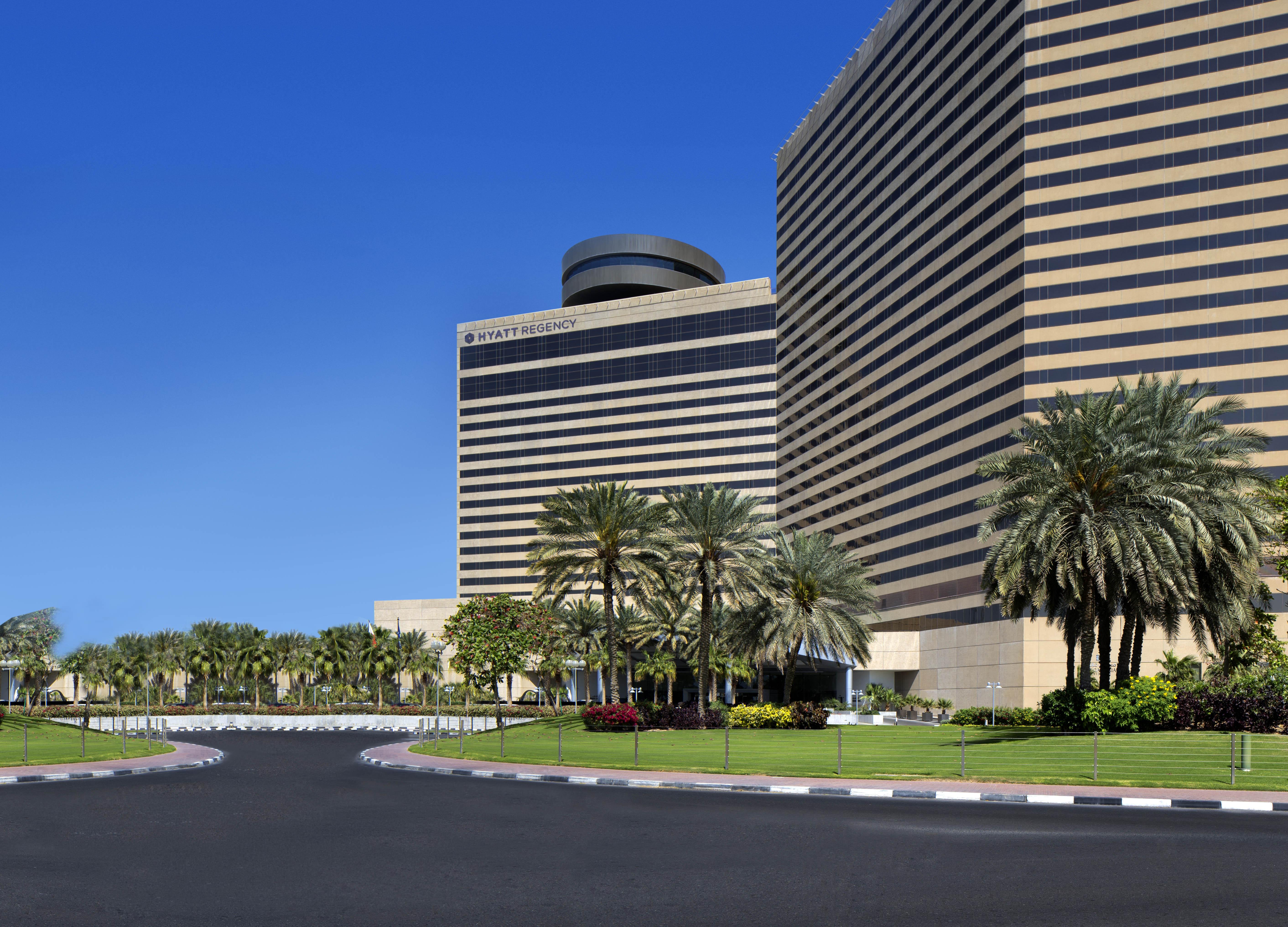 Hyatt Regency Dubai - Wikipedia