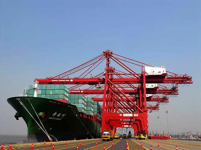 Jawaharlal Nehru Trust Port