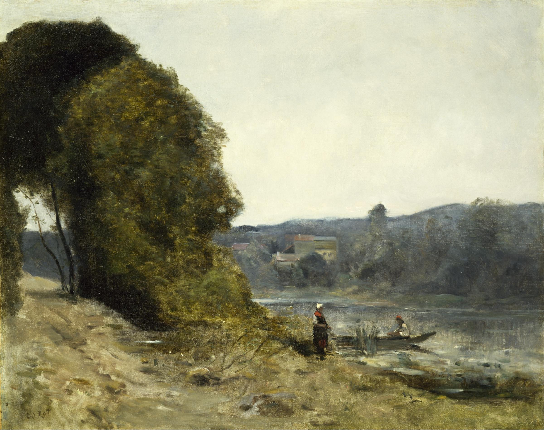 Jean Baptiste Camille Corot Artwork