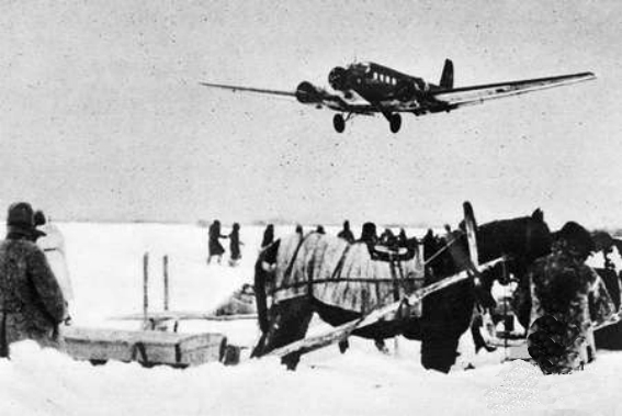 File:Ju 52 approaching Stalingrad late 1942.jpg