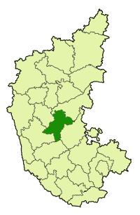 Ajjabommanahalli village in Karnataka, India