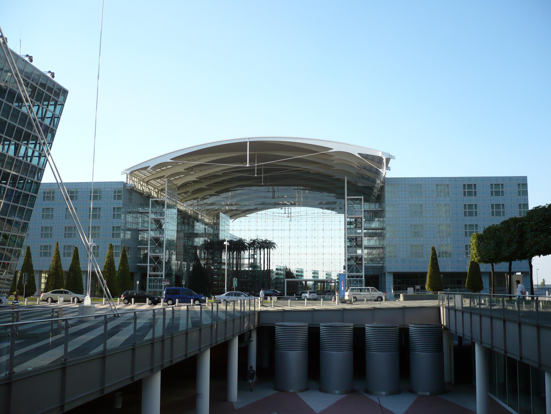 Airport Hotel Munchen Kempinski