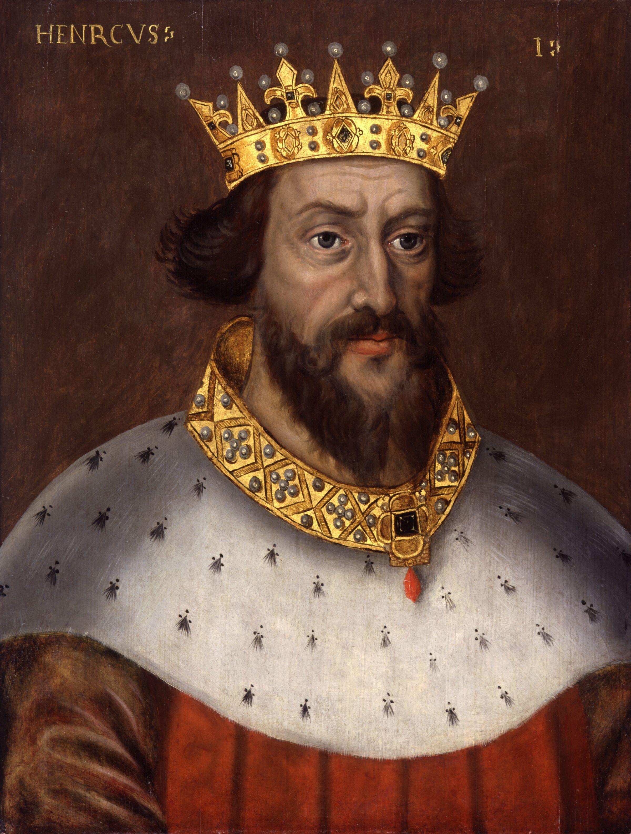 File King Henry I From Npg Jpg