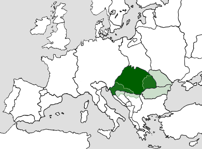 Archivo:Kingdom of hungary europe.png